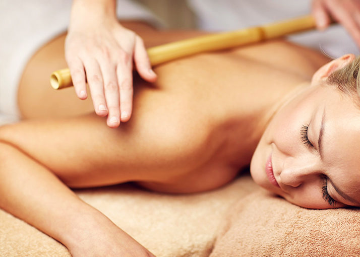 Massagem Bambu Terapia