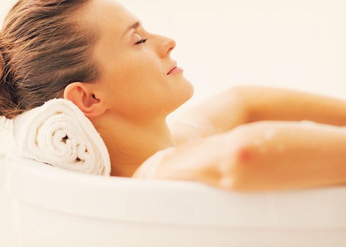 Banho de Hidroterapia+ Massagem