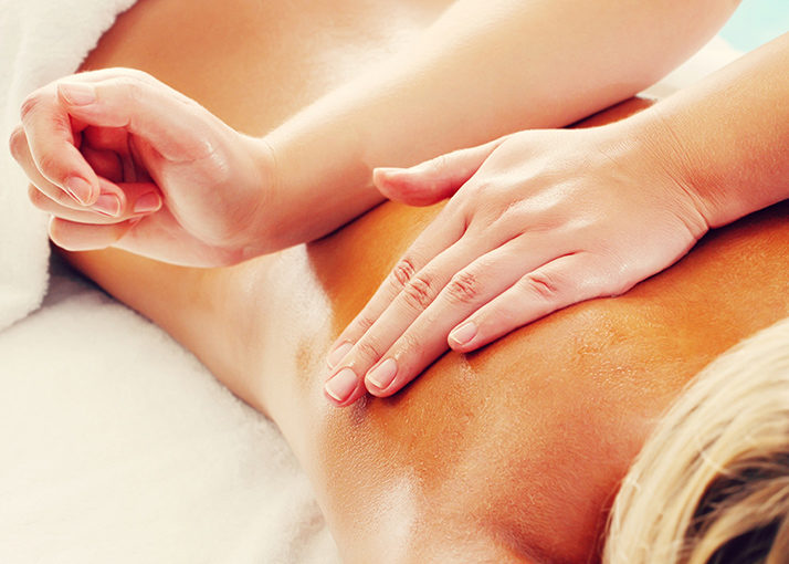Radiofrequência com Massagem