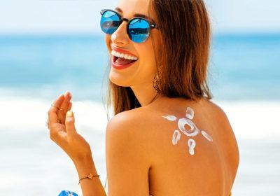 Os cuidados que deve ter com a pele depois da praia