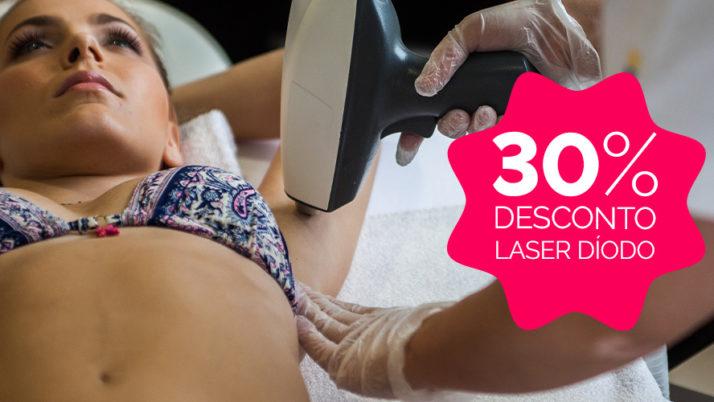 Promoção Laser Díodo -30%!